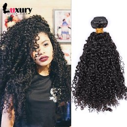 7a queen brazilian virgin hair 2019 - Wholesale-7A Brazilian Virgin Hair 3C Kinky Curly Virgin Hair 3 Bundle Brazilian Curly Weave Human Hair Extension Rosa Q