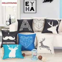 BZ027 Luxury Cushion Cover Pillow Case Home Textiles Supplies Lumbar Pillow  Feel Comfortable Decorative Throw Pillows Chair Seat