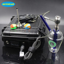 $enCountryForm.capitalKeyWord NZ - Cheap price D nail kit with Starbucks cup sandblasted glass bong water pipes hookah concentrate oil rig