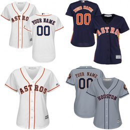 denmark custom women houston astros baseball jerseys personalized name  number majestic jerseys stitched size s xl 5d01b5d9c
