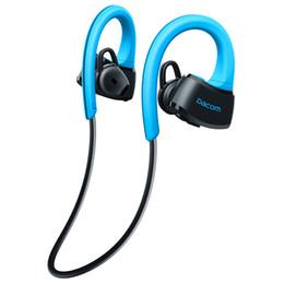 Chinese  Dacom P10 Bluetooth Headset IPX7 Waterproof Wireless Sport Running Headphone Stereo Music Earphone Headsfree W mic For Swimming Epacket manufacturers