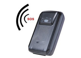 wholesale gps car trackers Australia - Car GPS Tracker GT03A Waterproof Tracker Anti-Lost For GPS Locator Car Alarm GPRS Tracking Device GT03A With Strong Magnet and big battery