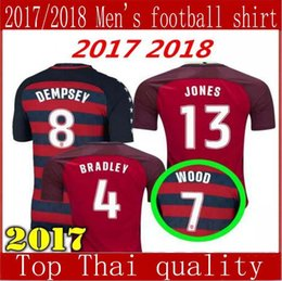 thailand pulisic usa soccer jerseys gold cup 2017 2018 united states national jersey 17 18 donovan
