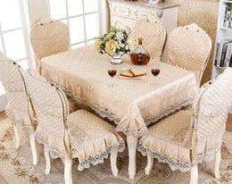 Dining Table Cover Cloth Sets Online