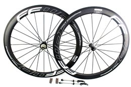 $enCountryForm.capitalKeyWord Canada - FF fast Forward in white 50mm carbon road bicycle wheels Powerway Hub R36 Basalt brake surfce racing wheel width 25mm UD matt
