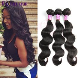 $enCountryForm.capitalKeyWord NZ - Fastyle Wholesale Indian Body Wave Natural Black Brazilian Peruvian Malaysian Mink Virgin Human Hair Bundles 4pc lot Cheap High Quality