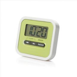 082d41b937ed LCD temporizador digital cocina cuenta regresiva pantalla LCD temporizador    reloj de alarma con imán Clip de soporte con paquete al por menor envío de  la ...
