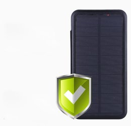 China Hot selling in USA solar battery case for iphone 6 portable solar charger case for iphone 7 suppliers