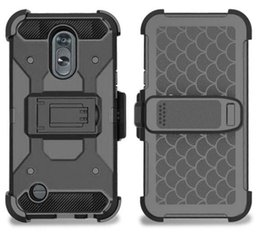 Discount alcatel one touch phone covers - For Alcatel One Touch Fierce 4 Stellar Tru Dawn 5027 Wholesale Price PC Silicone Hybrid Defender Phone Case Kickstand Be
