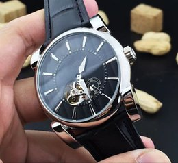 $enCountryForm.capitalKeyWord UK - High - quality men 's watch floating flywheel mechanical imports of leather needle buckle watches-- Parmi+free shiping