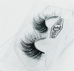 False Eyelashes Long Ends Australia - 2017 new mink 3d hair high-end mink coat Handcrafted eye end pull a long false eyelashes direct manufacturers welcome to customize