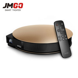 Chinese  Wholesale- JmGO G3 Pro Portable Projector Android Home Theater 1200 ANSI Lumen Support 4K 1080P 300 inch HiFi Bluetooth WIFI USB HDMI manufacturers