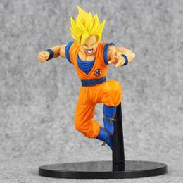 $enCountryForm.capitalKeyWord Australia - 1pcs 17cm Dragonball Dragon Ball Z Son Goku Super Saiyan 2 jump PVC Action Figure Toy