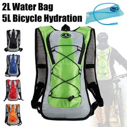 $enCountryForm.capitalKeyWord Canada - 2L Water Bag + 5L Bicycle Hydration Backpacks Rainproof Outdoor Cycling Rucksack Mtb Bags Bike Accessories Bolsas Bisiklet Cycling Bags