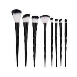 $enCountryForm.capitalKeyWord Australia - Beauty Girl 2017 8pcs Soft Blending Make Up Foundation Powder Blush Cosmetic Concealer Makeup Brushes Sets Dropshopping