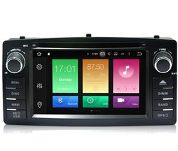 "$enCountryForm.capitalKeyWord Canada - 6.2""Touch Screen Android 8.0 9.0 System Stereo Car DVD For Toyota E120 BYD F3 2003-2006 GPS Navi RDS WIFI Radio Octa Core 4G RAM 32 64G ROM"