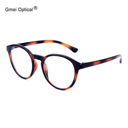 2c139e09593 trendy eyeglasses frames 2019 - Wholesale- Newest Simple Design  Urltra-Light Round Bright Side