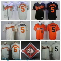 78a8f138e75 ... spain mlb jersey throwback baltimore orioles brooks robinson baseball  jerseys cooperstown hemp grey 5 brooks robinson