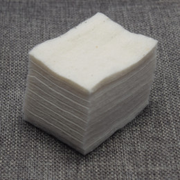 Discount pure atomizer - Wholesale- 100% Pure Organic Cotton RDA RBA Atomizer Coil Wick No Bleach Healthy Heating Wire Cotton Huge Vapor RDA Cott