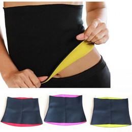 5c226a62b8 hot shaper belt body weight loss waist cincher body trainer tummy trimmer  neoprene slimming Belt ceinture minceur hot shaper pink 3xl