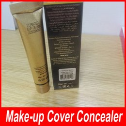 Types Tatoo Pas Cher-Base Maquillage Maquillage Couvercle Extreme Covering Foundation Hypoallergénique Imperméable à l'eau 30g Tatoo brandd Skin Concealer Cream