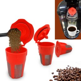 Chinese  Coffee Filter High Quality Applicable To A Variety Of Coffee Machine Models Permanence Filtration Cup Hot Sale 10 8hy J R manufacturers