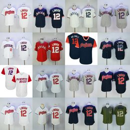 hot sale online e4bb1 86bf3 wholesale youth francisco lindor jersey d4588 324cb