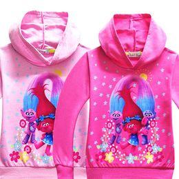 $enCountryForm.capitalKeyWord Canada - New Spring Autumn trolls Jackets for Boy Children Hoodies Outerwear Unisex Teen Clothes Cartoon Infantil Jacket Kids Outercoat