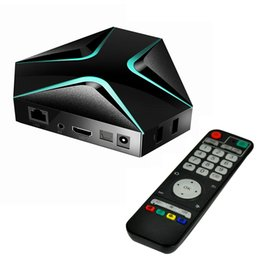 Magicsee IRON + Smart TV Android Box Android 6.0 S912 Octa core Mini PC 3 Go / 16 Go VP9-10 4K H.265 WiFi 1000M Lecteur multimédia LAN