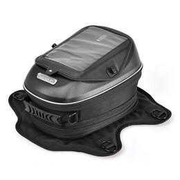 $enCountryForm.capitalKeyWord NZ - High Quality Universal Motorcycle Tank Bags Long Distance Travel Navigation package Luggage Motorbike Oil Fuel Magnet Saddle Bag MENAT