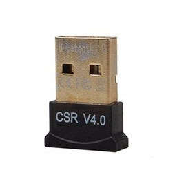 China USB Bluetooth Dongle 4.0 CSR Dual Mode Wireless Adapters For Windows 10 Laptop PC suppliers