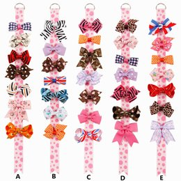 Chinese  Baby Hair Bows Boutique Kids Hair Accessories Hair Clips Christmas Gifts Baby Shower Giveaways Birthday Party Mini Bows manufacturers