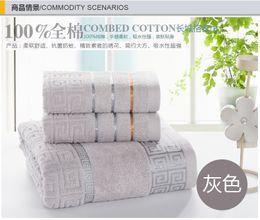 EmbroidEry facE towEls online shopping - luxury cotton bath towel set brand serviette adulte embroidery large cm pc face cm