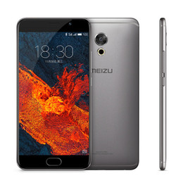 "meizu mp3 player black camera Australia - Original Meizu Pro 6 Plus Smart Phone 4GB RAM 64GB 128GB ROM 5.7"" 2K Screen Octa Core Exynos 8890 4G LPDDR4 12MP 3D Press mTouch Cell Phone"