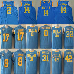 new concept 72c93 a6ba6 ncaa basketball jerseys ucla bruins 8 troy aikman blue jerseys