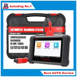 Autel Maxidas DS808 Atualização Online Ferramenta de Diagnóstico Automotivo DS 808 Poderoso Scanner mesmo que autel ms906 melhor do que Autel DS708 venda por atacado