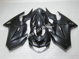 $enCountryForm.capitalKeyWord Canada - Injection molded plastic Fairing kit for Kawasaki Ninja 250R 2008-2014 matte black fairings EX250 08 09 10 11 12 13 14 AB05