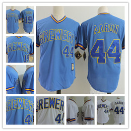 uk availability 05ea9 6ce7e milwaukee brewers 19 robin yount light blue pullover ...