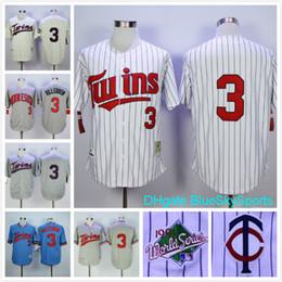 79d086f5b harmon killebrew jersey minnesota twins 3 retro vintage baseball jerseys  white blue gray cream strip