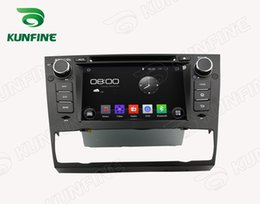 Discount coupe car - Octa Core 2GB RAM Android 6.0 Car DVD GPS Navigation Multimedia Player Stereo for BMW E90 Saloon E91 Touring E92 Coupe E