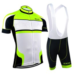 Wholesale 2017 BXIO Brand New Item cycling Jerseys Men High Quality Bike Clothing Join Special Sewing Work And Materials Bicycle Clothes BX