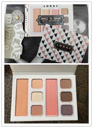 $enCountryForm.capitalKeyWord Canada - New Makeup Eye Lorac Dance 'Tie Dawn Eye & Cheek Palette 2 Blushes & 6 Colors Eye Shadow DHL free shipping