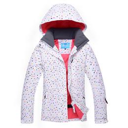 $enCountryForm.capitalKeyWord Australia - Wholesale- Winter Women's Ski Jacket Outdoor Waterproof Hunting WindStopper Warm Skiing Coat Climbing Snow Jacket