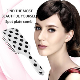 $enCountryForm.capitalKeyWord Canada - T anti static air bag massage comb Air Cushion Antistatic Detangling Massage Hair Accessories Brush Plate Comb