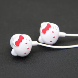 $enCountryForm.capitalKeyWord Canada - MOONBIFFY 2016 New Arrival free shipping Hello kitty Earphone for cell phone  ipod mp3 mp4 mobile good quality cartoon
