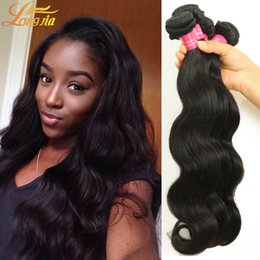 Remy bRazilian haiR pRices online shopping - Mixed length inch Brazilian Virgin Human Hair Weave Remy Hair Body Wave Wet and Wavy A Qualified Price