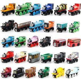 $enCountryForm.capitalKeyWord NZ - Wooden Small Trains Cartoon Toys 70 Styles Trains Friends Wooden Trains & Car children boy girl Toys Best Christmas Gifts Free Shipping