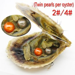 Metal farM online shopping - Fantastic AAAA round mm vacuum packaging Wong and color farming round sea Akoya oyster pearls