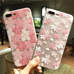 Free Cellphone Cases Australia - Newest! TPU Soft Case For iphone 7 7PLus 6 6plus Cellphone Shell Cover Free shipping by DHL