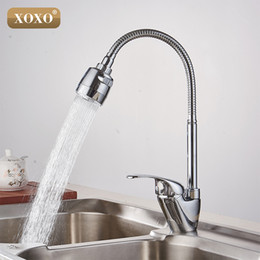 $enCountryForm.capitalKeyWord Canada - Wholesale- XOXO Brass mixer tap cold and hot water kitchen faucet kitchen sink tap Multifunction shower Washing machine 2262